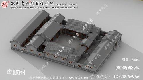涟水县乡下建房设计图