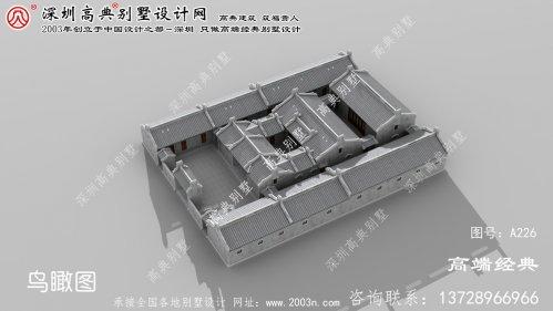 泉山区新农村自建别墅设计图纸大全