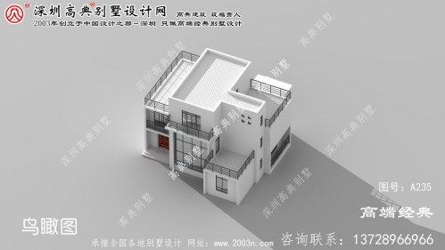 贾汪区现代风格房屋设计