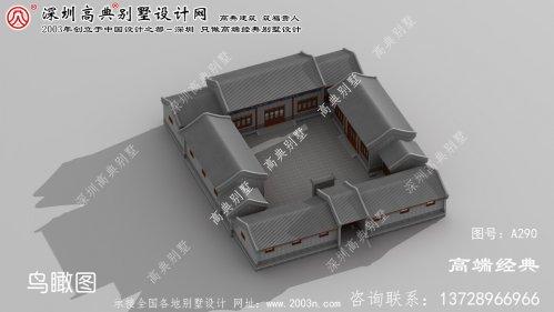 闵行区 小别墅设计图纸
