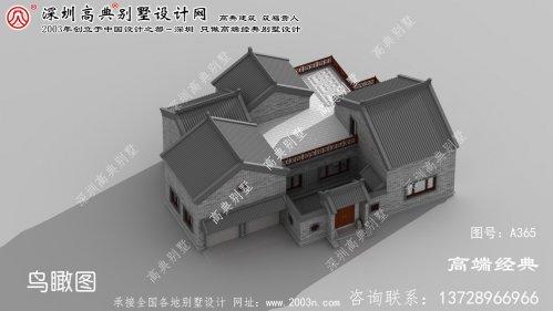 天宁区乡下小别墅设计