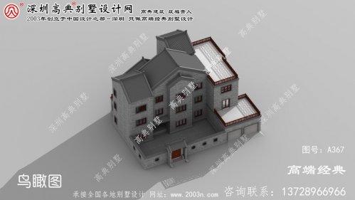 宝应县别墅设计图纸
