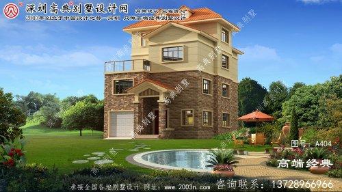 平江区新农村住宅设计