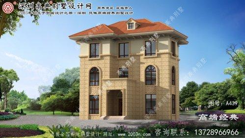 萧山区最新别墅设计图