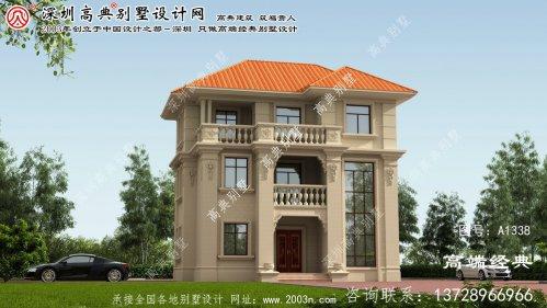 南澳县最新房屋设计图