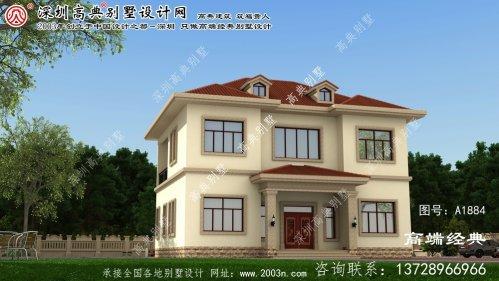 三亚市现代小别墅图片