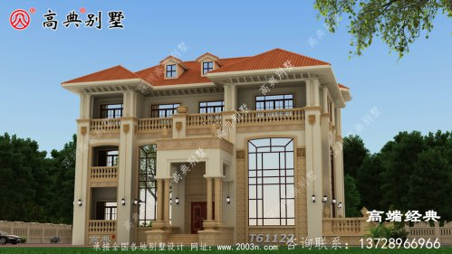 六盘水市别墅设计风格