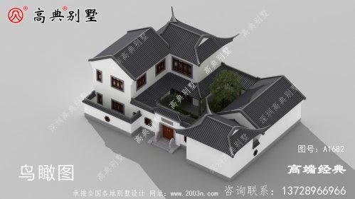 桑日县农村小别墅