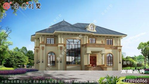 农村两层房子设计图住起来既舒服又方便