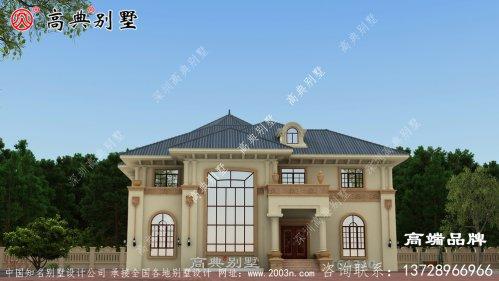 农村两层房子设计图结构设计合理实用