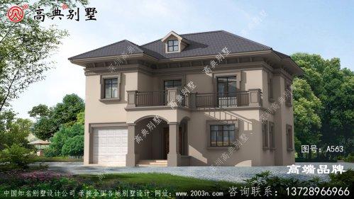 农村房屋设计图2020年的建房标杆
