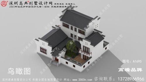 三层 的新中式别墅 是怎么做的吧,那些 懂得 古韵 、情调 的人早已经 拿到 了